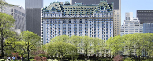 The Plaza Hotel, de Nueva York (EEUU)