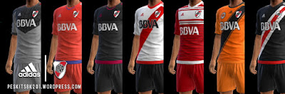 PES 2013 River Plate 2016 GDB UPDATE by BK-201