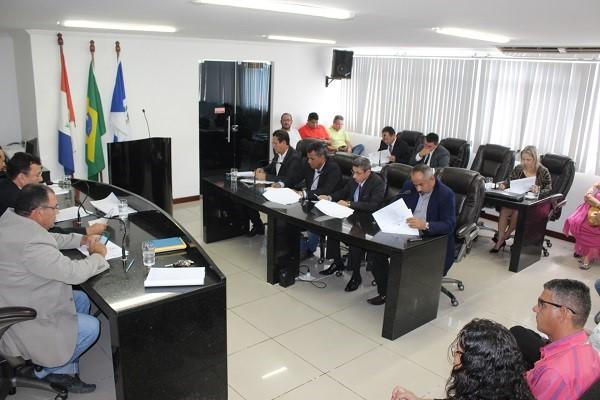 Em Delmiro Gouveia, vereadores aprovam Projeto de Lei do Executivo que reestrutura Procuradoria Geral do Município