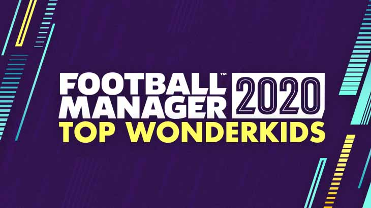 Top 8 Wonderkids in FM20