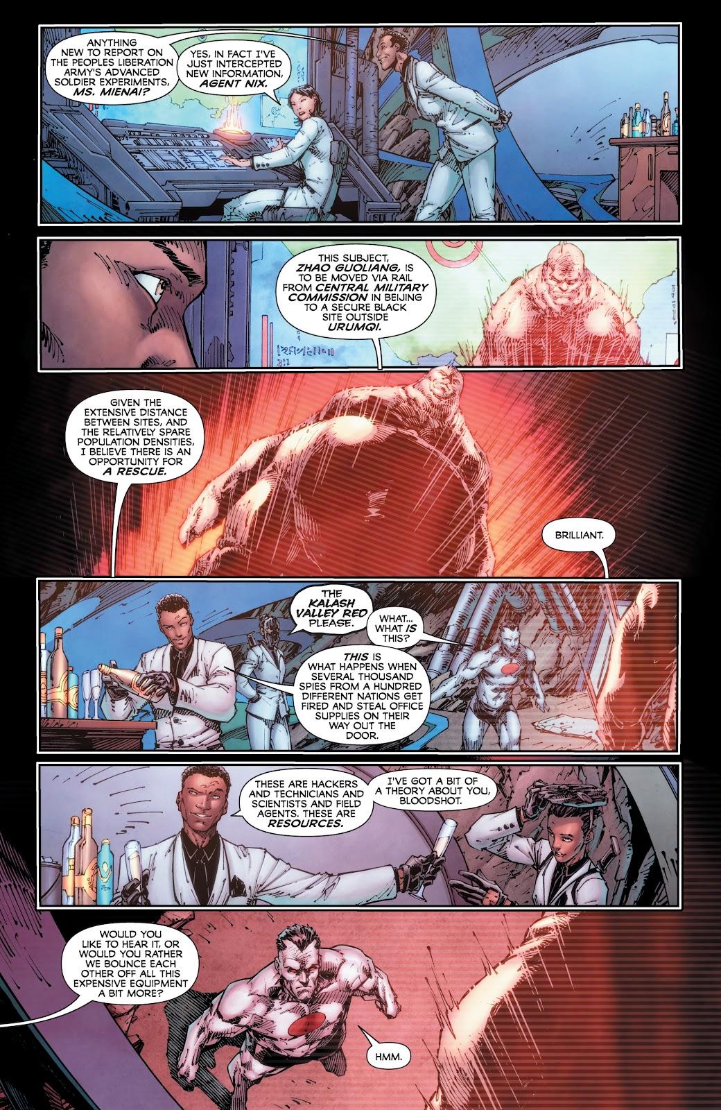 Read online Bloodshot (2019) comic -  Issue #4 - 7