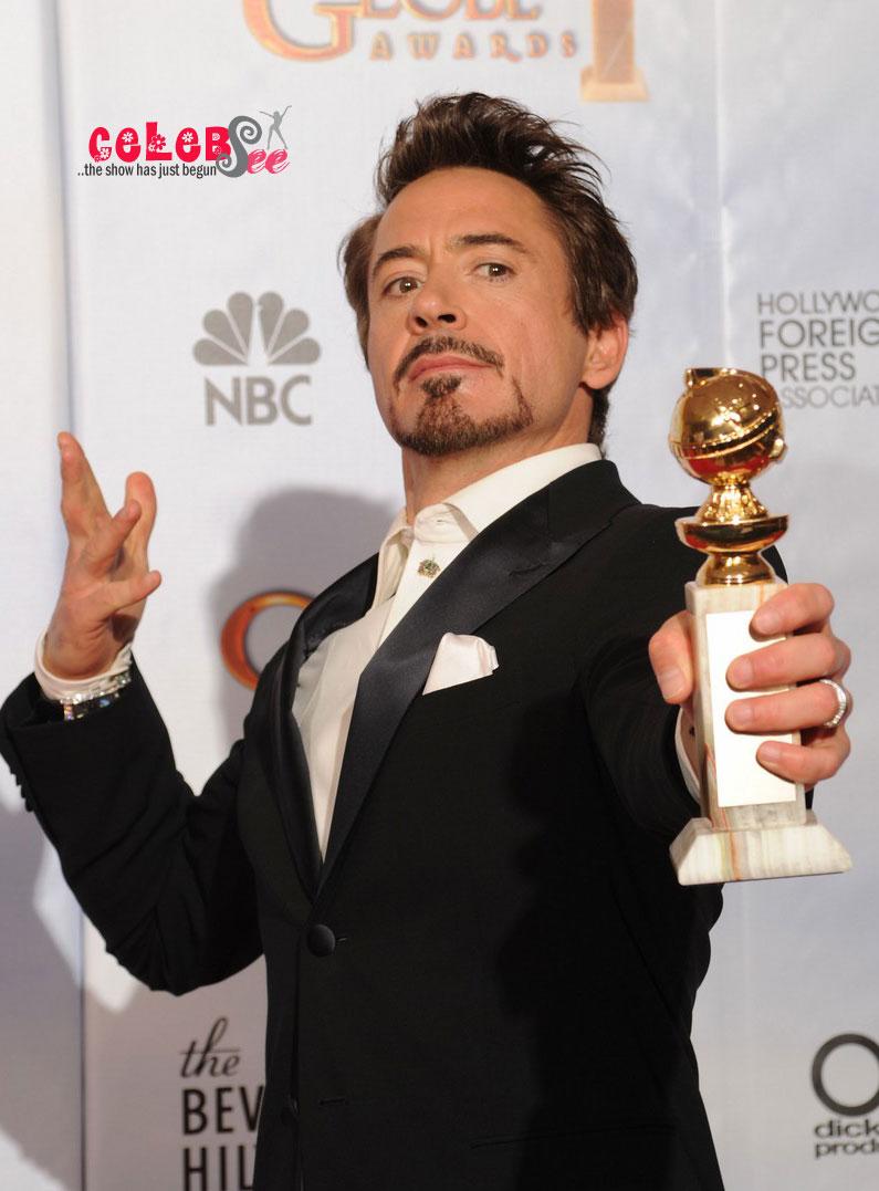 Image Result For Robert Dowey Jr Wins Golden Globe Best Actor