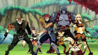ThunderCats 2011. Anime que no es anime