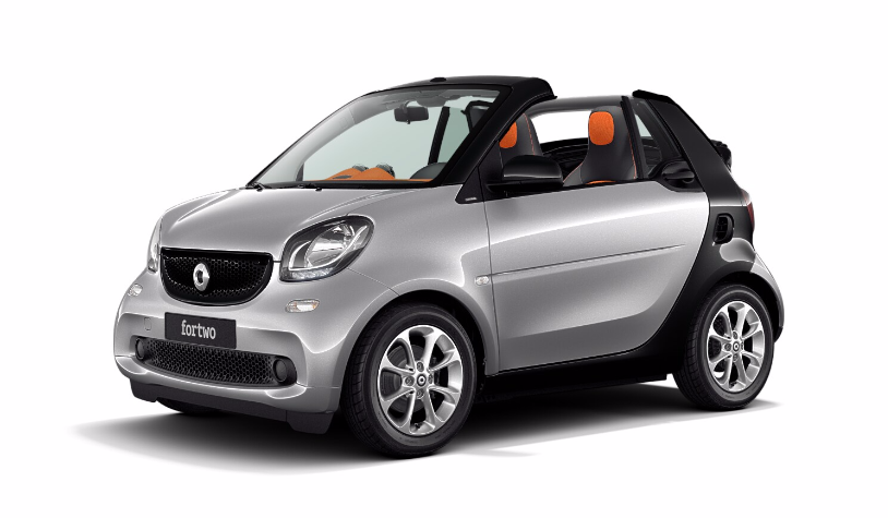 smart fortwo cabrio 2018 couleurs colors. Black Bedroom Furniture Sets. Home Design Ideas