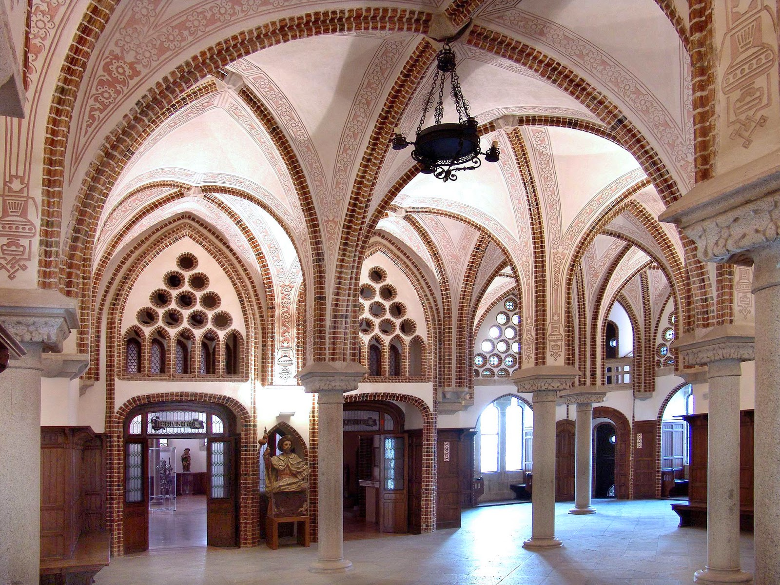Episcopal Palace, Antoní Gaudi - León, Spain