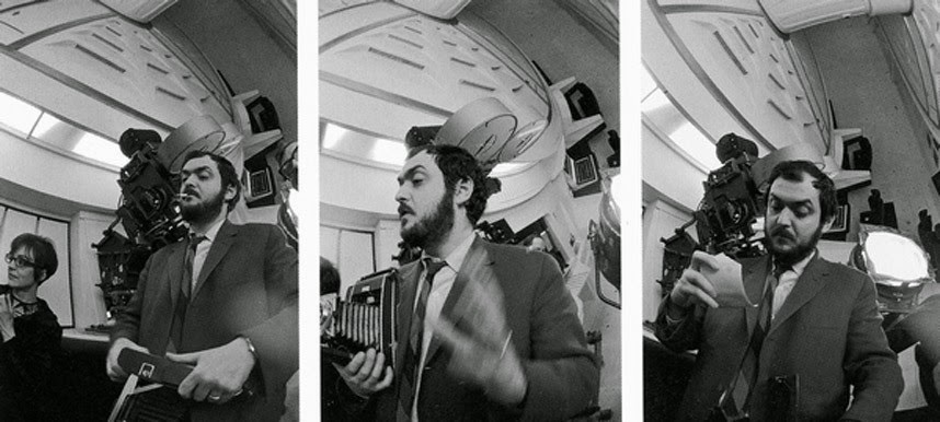 kubrick behind-the-scenes 2001