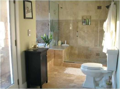 View of Bathroom Renovation Ideas for Seniors