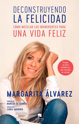 Porta de Deconstruyendo la realidad de Margarita Álvarez