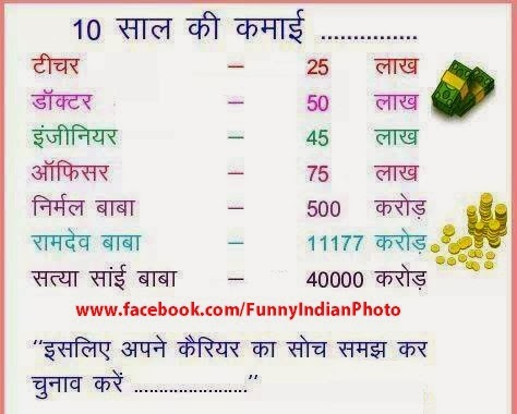 Funny Quote Message in Hindi