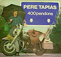 "Carátula de ""La moto"", de Pere Tapias"