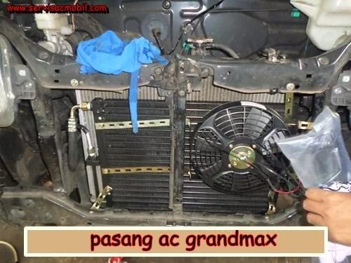 Pasang Baru Ac Mobil Daihatsu Grandmax Spesialis Ac Mobil Servis Ac Mobil Pasang Baru Ac Mobil Jual Spare Part Ac Mobil Denso Sanden