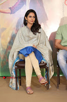 Actress Rakul Preet Singh Stills in Blue Salwar Kameez at Rarandi Veduka Chudam Press Meet  0002.JPG