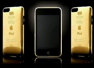 Creative Golden Gadgets and Cool Gold Gadget Designs (15) 8