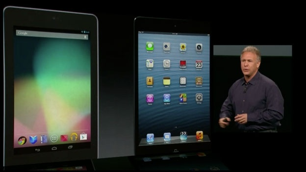 google nexus 7, ipad2, ipad, apple, nexus