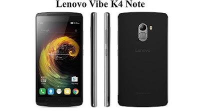 Harga Lenovo Vibe K4 Note baru, Harga Lenovo Vibe K4 Note second, Spesifikasi Lenovo Vibe K4 Note