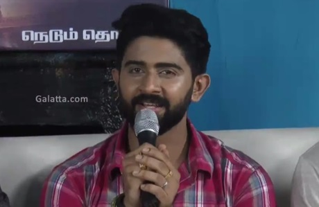 Nandhini serial 100th episode special press meet
