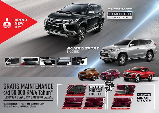 Program Penjualan KTB Mitsubishi Motors Desember 2016