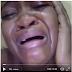 Video: Nigerian Lady Cries Profusely On Hearing That Buhari Has Been Declared Winner of 2019 Presidential Elections