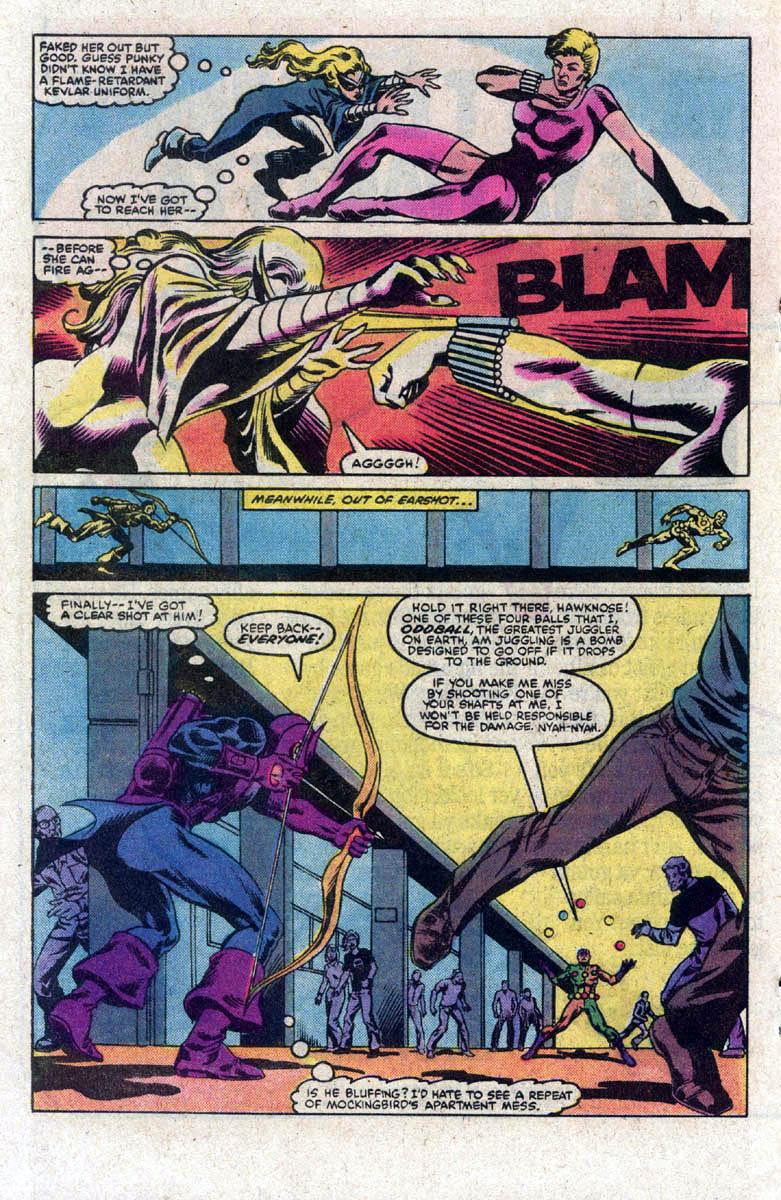 Hawkeye (1983) Issue #3 #3 - English 15