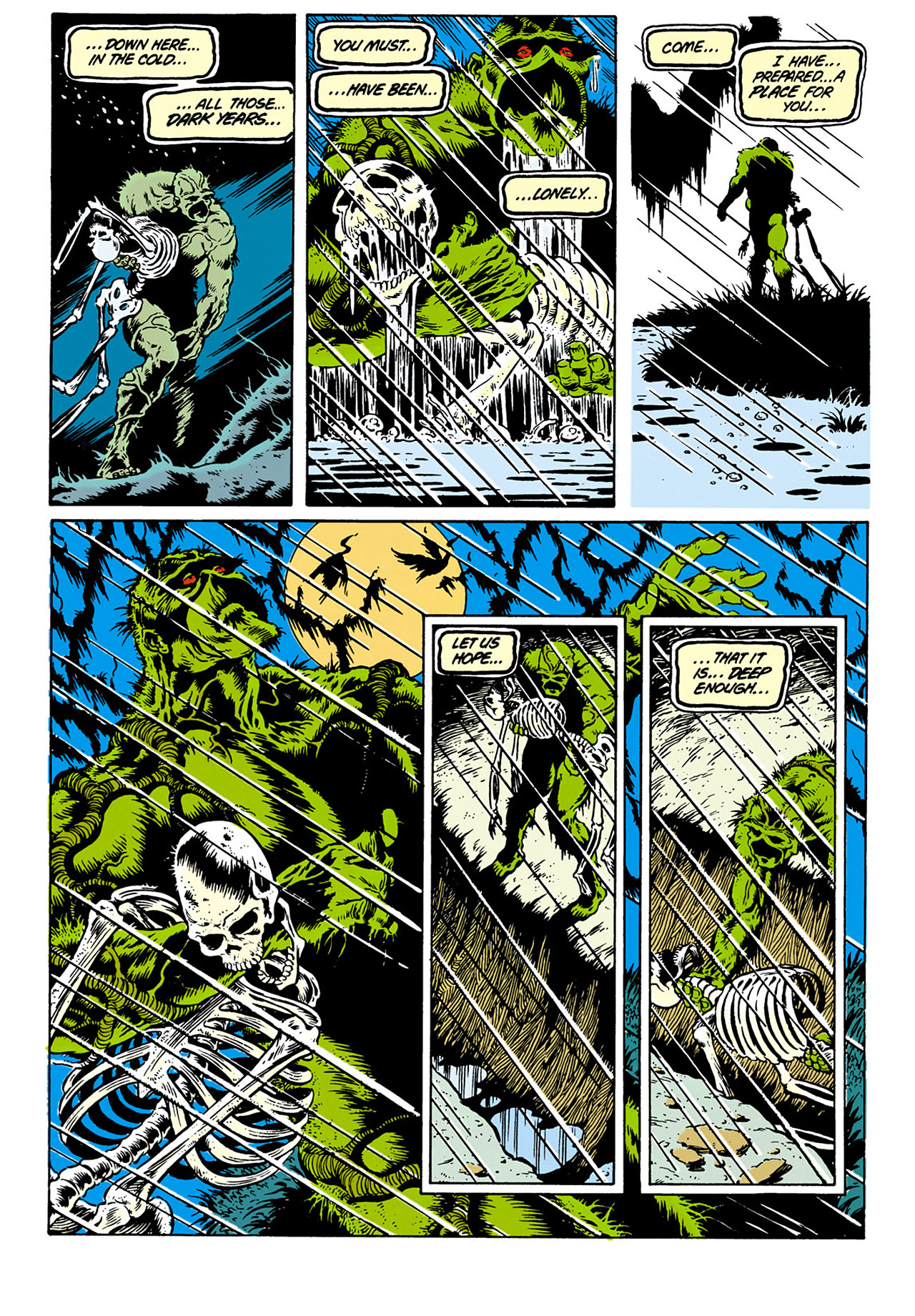 Swamp Thing (1982) Issue #28 #36 - English 22