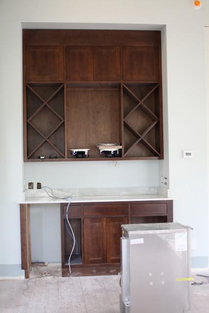 Show Me Your Dark Espresso Type Cabinets