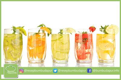 Resep Minuman Yang Dapet Mengurangi Berat Badan