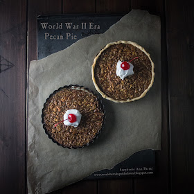 WWII Era Recipe: Pecan Pie