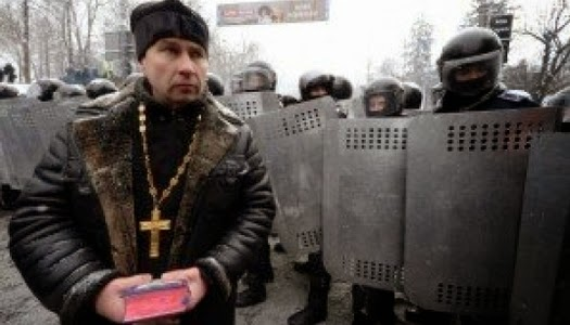 Iglesia Ortodoxa Rusa persigue evangélicos en Ucrania