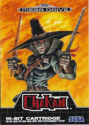 Rom de Chakan - Mega Drive em PT-BR