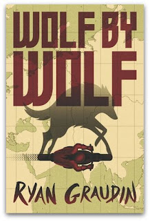Wolf by Wolf by Ryan Graudin book cover