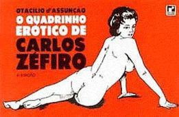 quadrinho erótico de Carlos Zéfiro