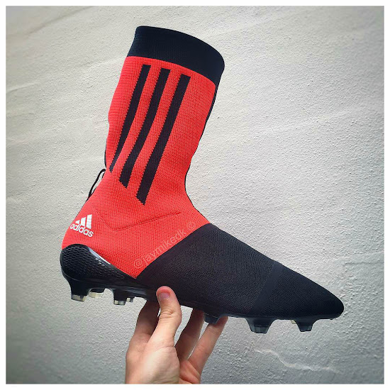 b8897a8d0ee2 Never-Seen-Before Adidas Primeknit FS Prototype Boots Revealed ...