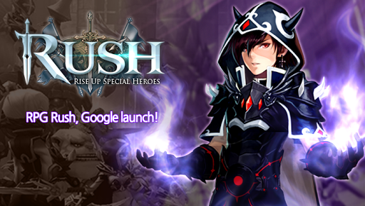 Download RUSH Rise Up Special Heroes Mod Apk Game