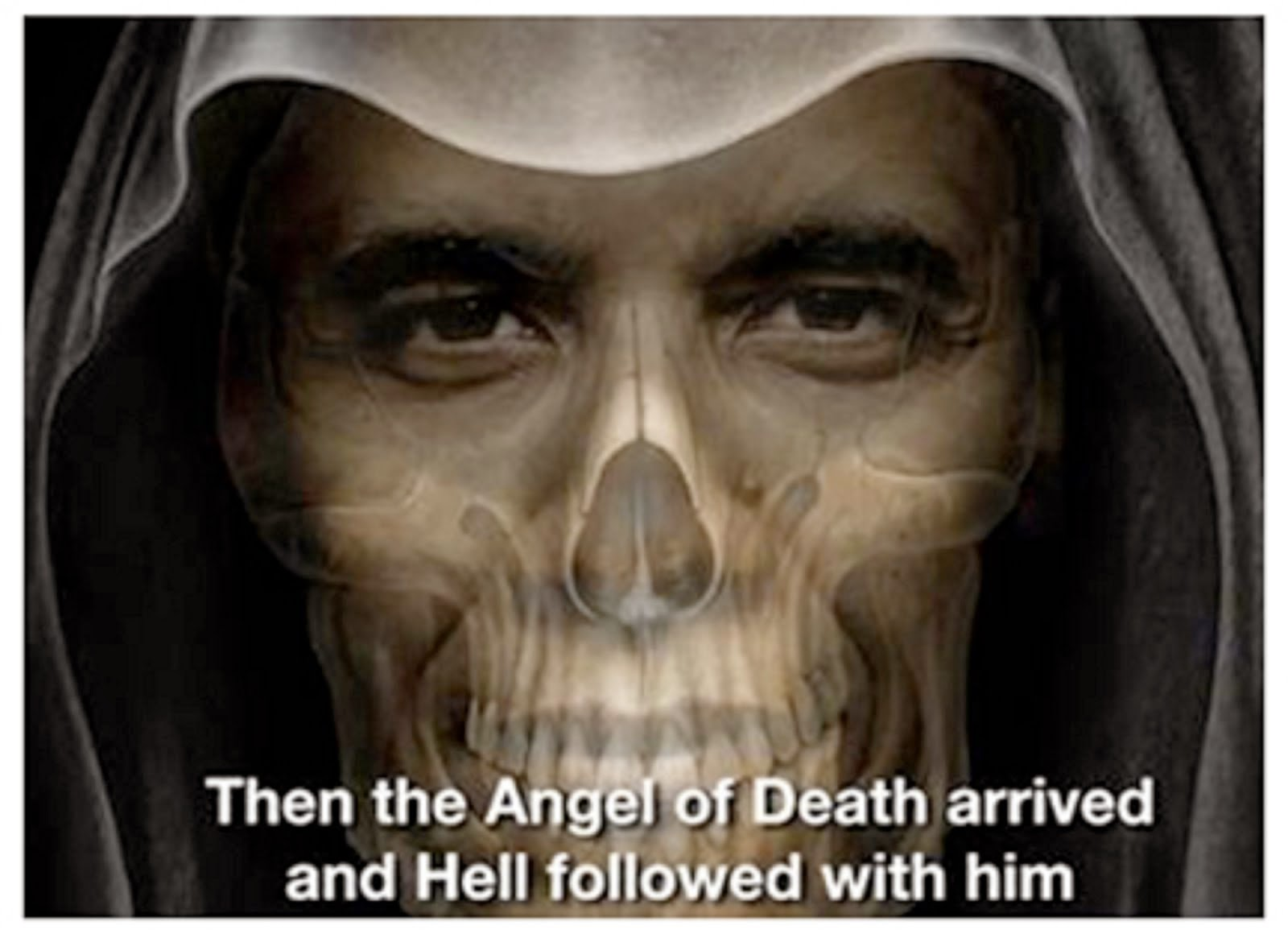 OBAMA ANGEL OF DEATH