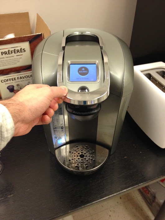 Keurig: Making the Perfect Cup of Coffee