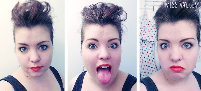 Maquillage facile inspiré de Miley Cyrus We Can't Stop