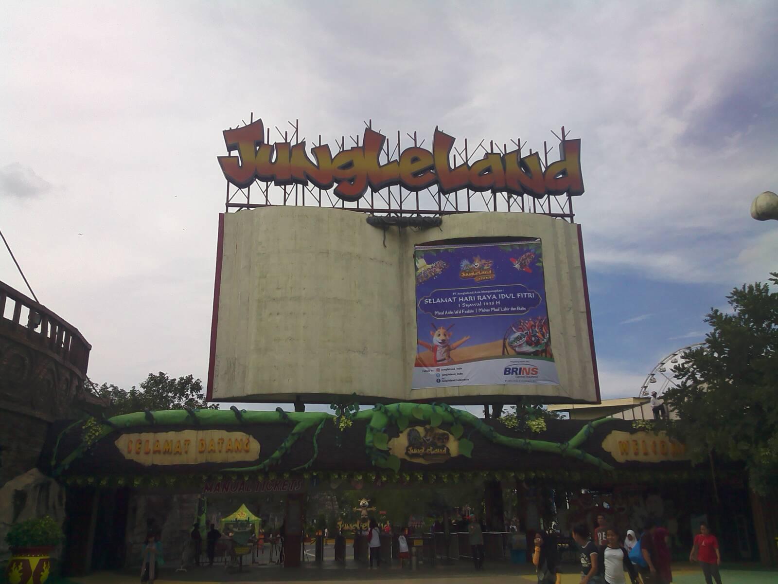 Promo Libur Lebaran Jungleland Sentul Berita Bogor Annual Pass Jungle Land