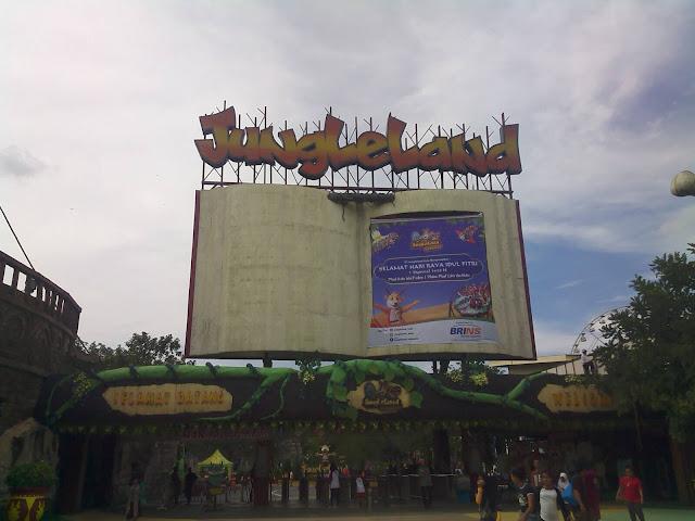 Promo Libur Lebaran JungleLand Sentul