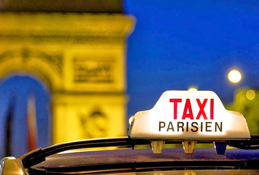 Taxi Paris Transporte