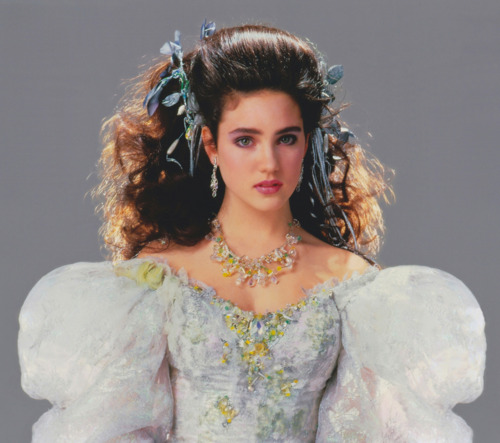 Wordless Wednesday - Jennifer Connelly 80s Poster Memories ...