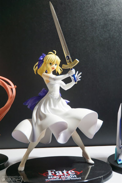 Fate/Stay Night Unlimited Blade Works – Saber