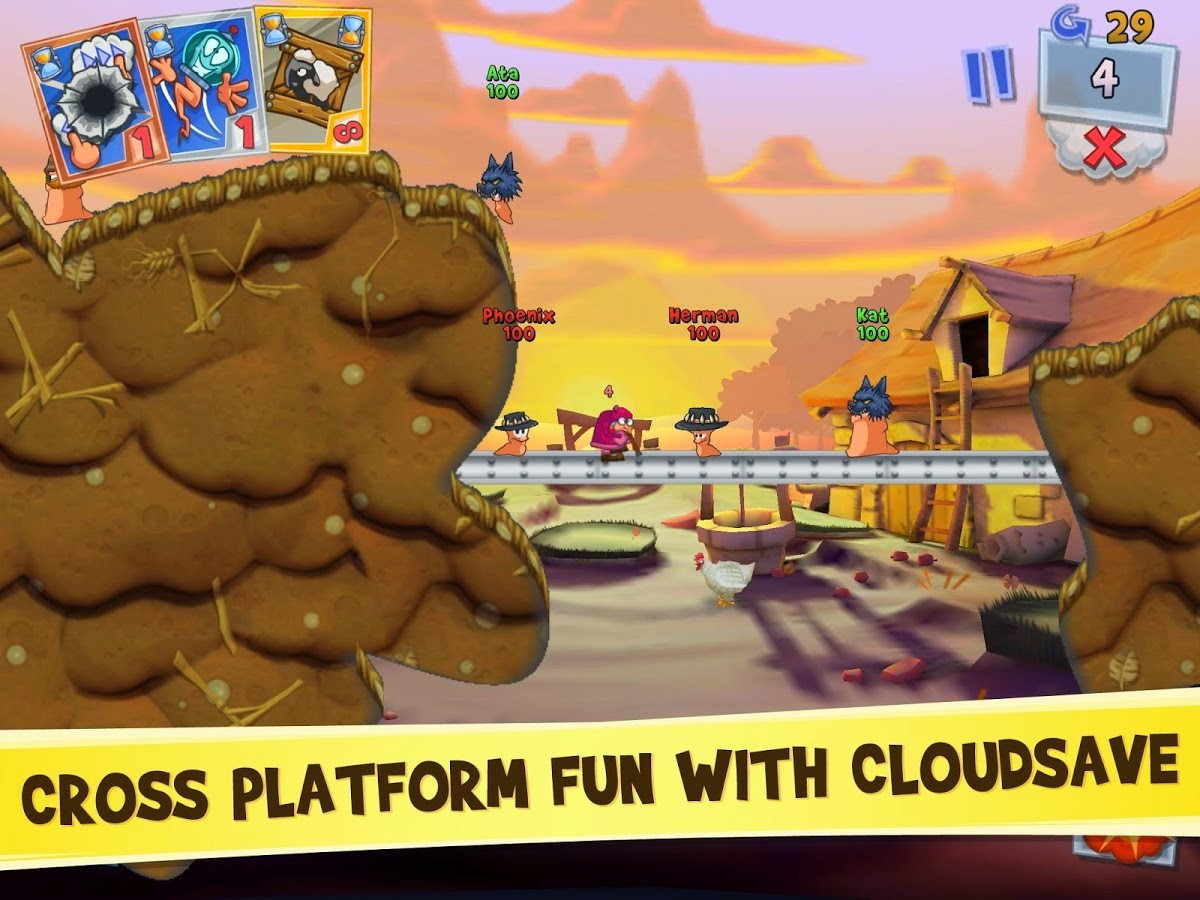 Download Worms Apk