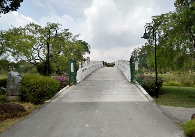 japanesse & chinese garden