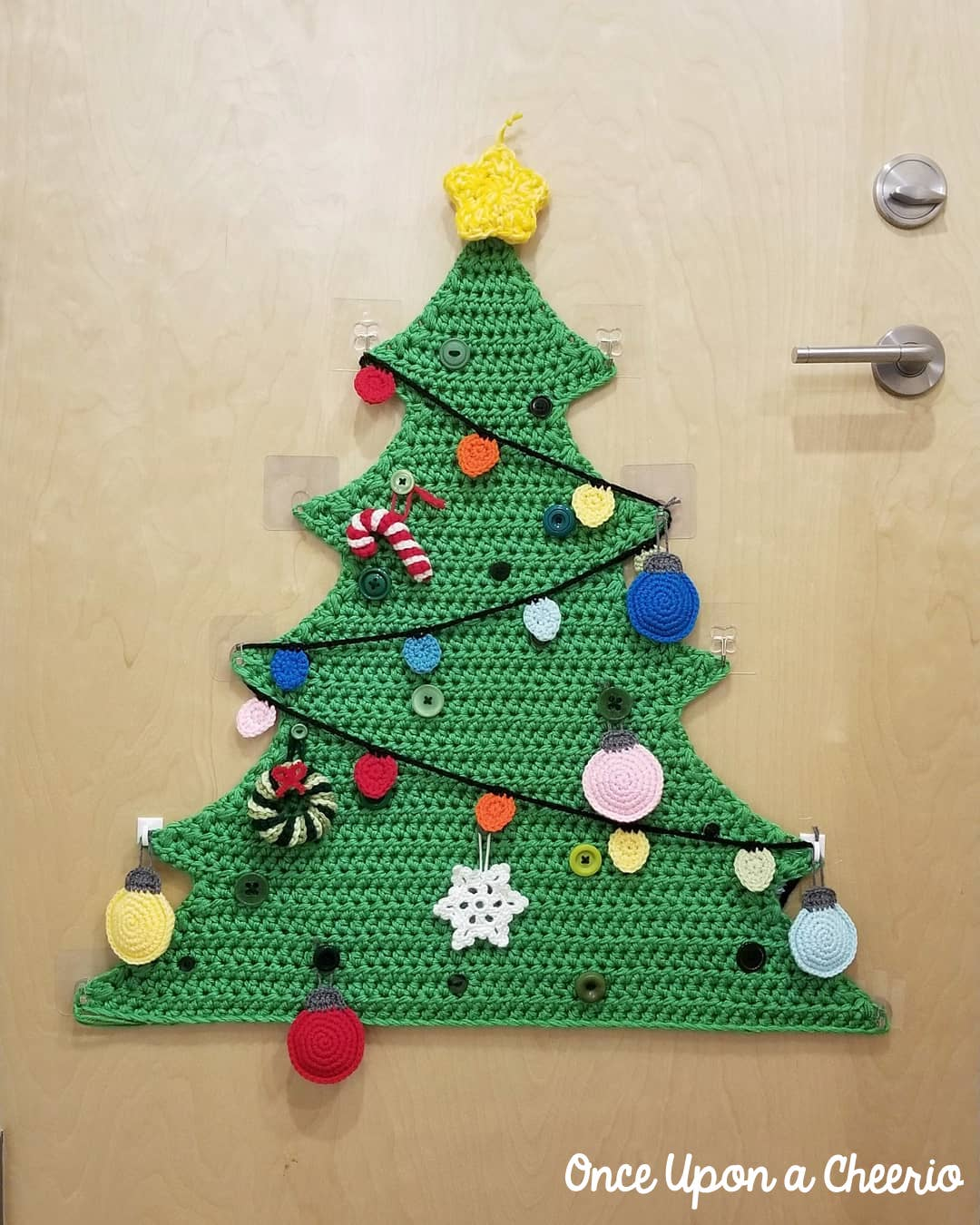 Crochet Christmas Tree 2018