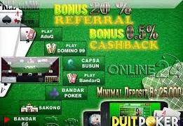 situs judi online terpopuler dari bandar poker online terpercaya dan terbaik tahun 2018