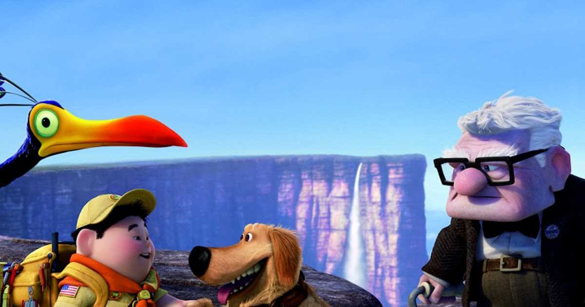 Up 3d Movie Pixar Studios Hd Wallpapers Cartoon Wallpapers