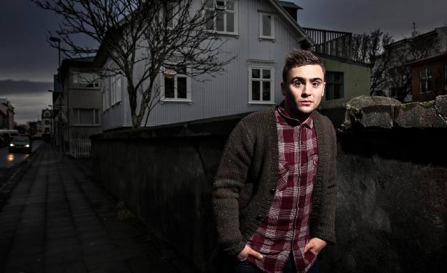 Friðrik Dór (Photo: Kristinn Ingvarsson)