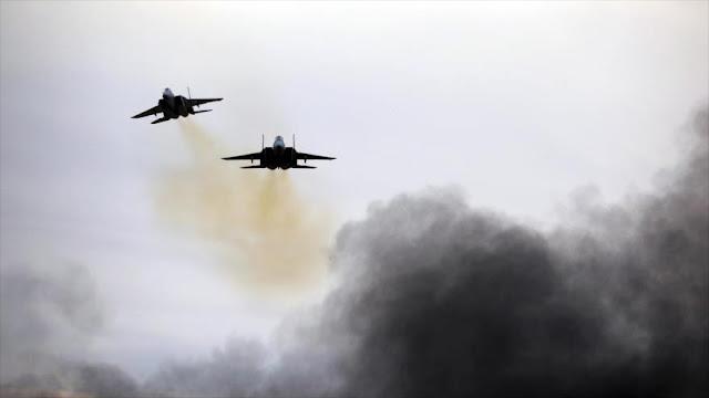 Bombardeos israelíes matan a 48 soldados sirios en Hama y Alepo
