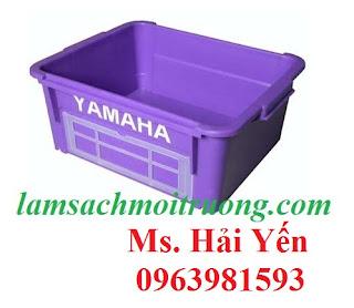 Cung cấp thùng nhựa công nghiệp, khay nhựa đặc, sóng nhựa đặc giá rẻ