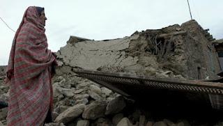Negara Syiah Iran Dilanda Gempa, 4 Orang Tewas